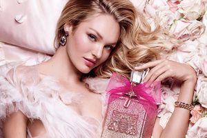 Candice Swanepoel Juicy Couture Wallpaper