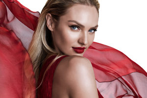 Candice Swanepoel Oppo Campaign Wallpaper