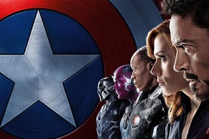 Captain America Civil War All Characters