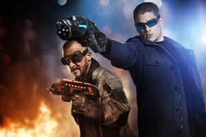 Captain Cold Legends Of Tomorrow 2016 Wallpaper