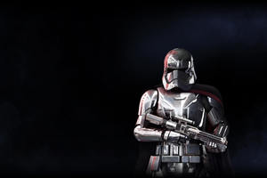 Captain Phasma Star Wars Battlefront 2 5k Wallpaper