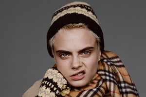 Cara Delevingne Latest Photoshoot HD