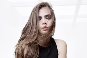 Cara Delevingne Top Shop Photoshoot