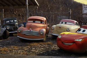Cars 3 2017 Animated Movie