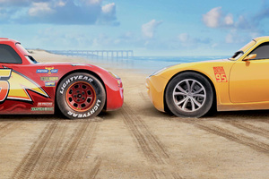 Cars 3 2017 Wallpaper