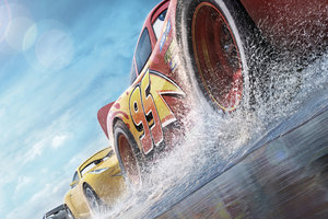 Cars 3 5k Movie 2017 Wallpaper
