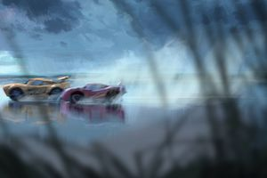 Cars 3 Artwork
