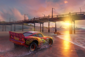 Cars 3 Driven to Win Wallpaper