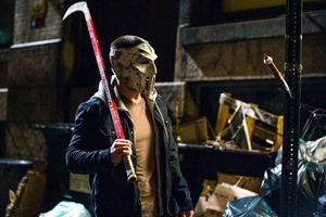Casey Jones Teenage Mutant Ninja Turtles