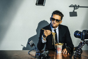 Casey Neistat With Camera Wallpaper