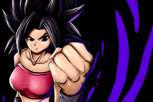 Caulifla FanArt Wallpaper