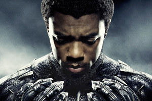 Chadwick Boseman As Black Panther 5k