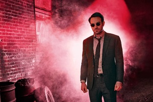 Charlie Cox Daredevil The Defenders Wallpaper