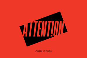 Charlie Puth Attention Wallpaper