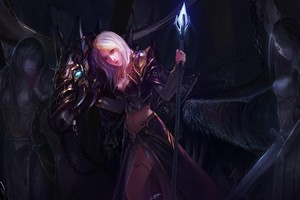 Chenbo In League Of Legends Game Wallpaper