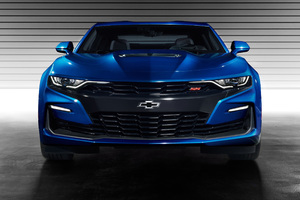 Chevrolet Camaro SS 2018 Front