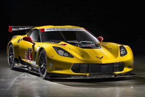 Chevrolet Corvette C7 R 2016 Wallpaper