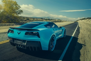 Chevrolet Corvette C7 Wallpaper