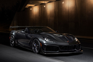 Chevrolet Corvette ZR1 2019 Edition