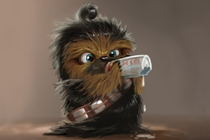 Chewbacca From Star Wars Wallpaper