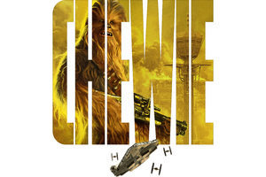 Chewie Solo A Star Wars Story 5k Wallpaper