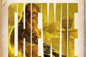 Chewie Solo A Star Wars Story Wallpaper