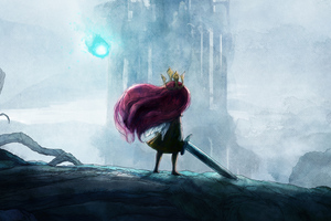 Child Of Light 4k