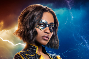 China Anne Mcclain In Black Lightning