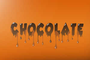 Chocolate Material Design Wallpaper