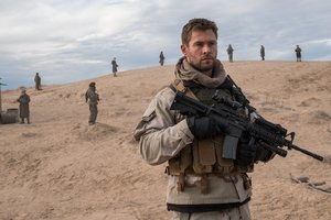 Chris Hemsworth In 12 Strong Movie