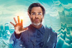 Chris Pine A Wrinkle In Time 2018 Movie Wallpaper