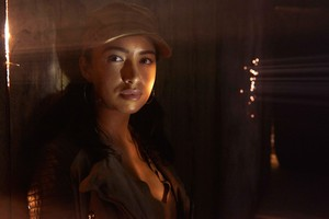 Christian Serratos In Walking Dead