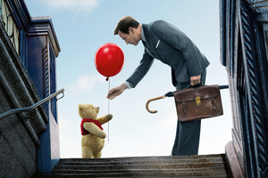 Christopher Robin 2018 Movie 8k Wallpaper