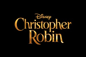 Christopher Robin 2018 Movie 8k Logo Wallpaper
