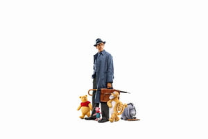Christopher Robin Movie 8k