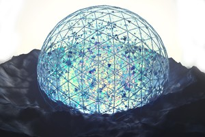 Cinema 4d Sphere Wallpaper