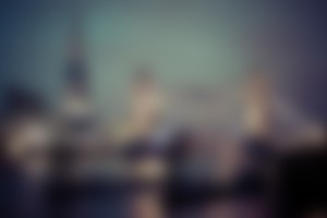City Blur Wallpaper