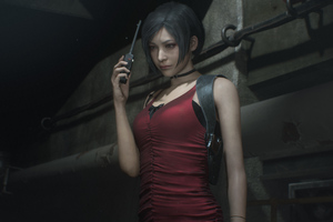 Claire Redfield Resident Evil 2 2019 Wallpaper