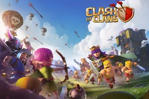 Clash Of Clans 2017
