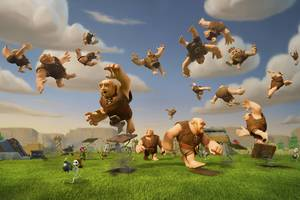 Clash Of Clans Giants