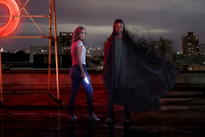 Cloak And Dagger Tv Show Wallpaper