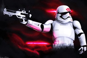 Clone Trooper Star Wars 4k Wallpaper