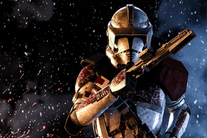 Clone Trooper Star Wars HD Wallpaper