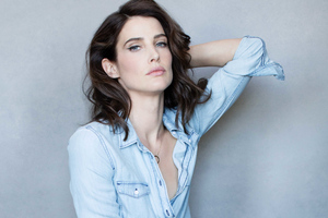 Cobie Smulders 5k New Wallpaper