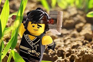Cole The LEGO Ninjago Movie