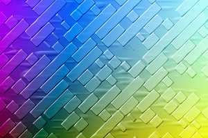 Colorful Shapes Of Abstract 4k Wallpaper