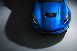 Corvette Z06 SuperCar Wallpaper