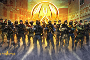 Counter Strike Global Offensive Guardians