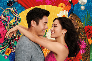 Crazy Rich Asians 2018 Movie Wallpaper