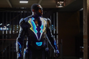 Cress Williams As Black Lightning 2018 4k